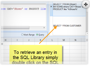 sql library